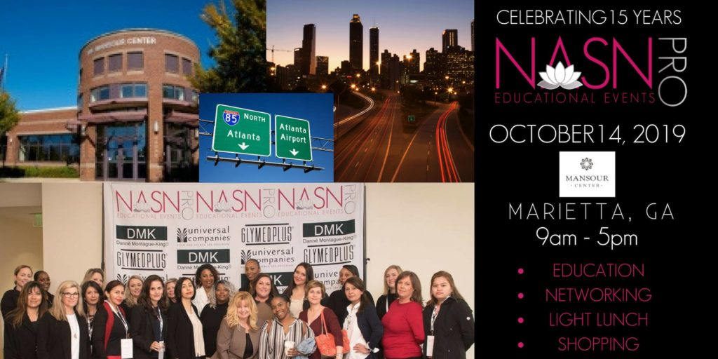 Conferences - NASNPRO - National Aesthetic Spa Network